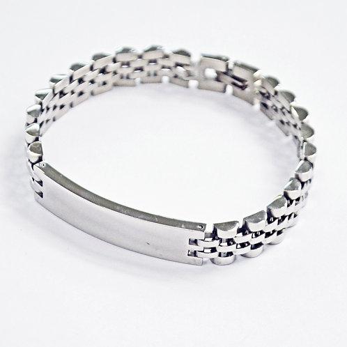 Designer Inspired ID Bracelet 84-1783S-10