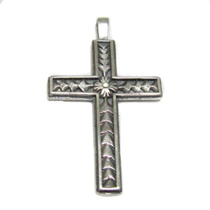 Cross Pendant Sterling Silver 561140