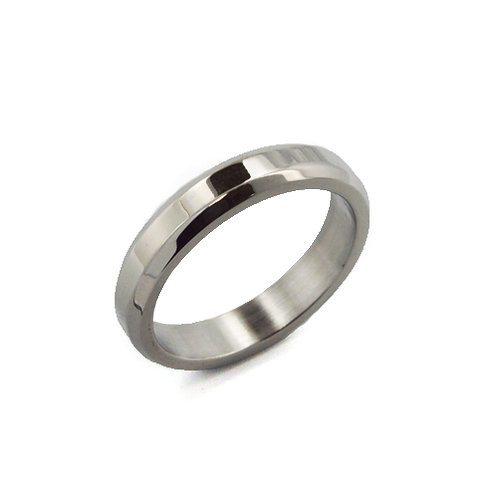 STAINLESS STEEL RING (4mm) 81-424