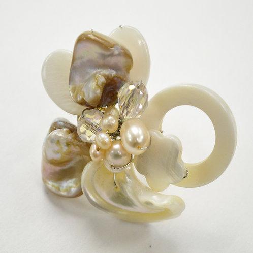 Semi Precious Stone Ring 522001