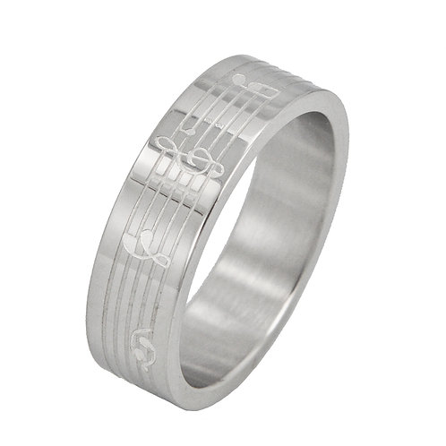 STAINLESS STEEL RING 81-615