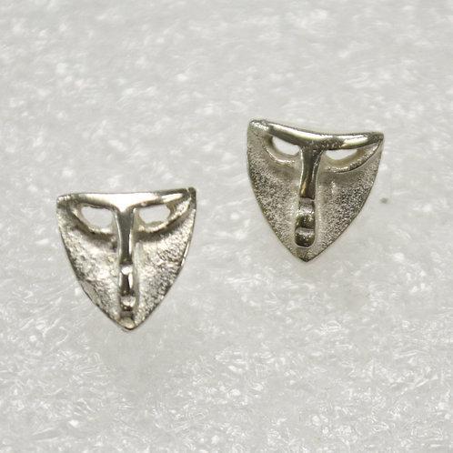 Mask Stud Earring 535133