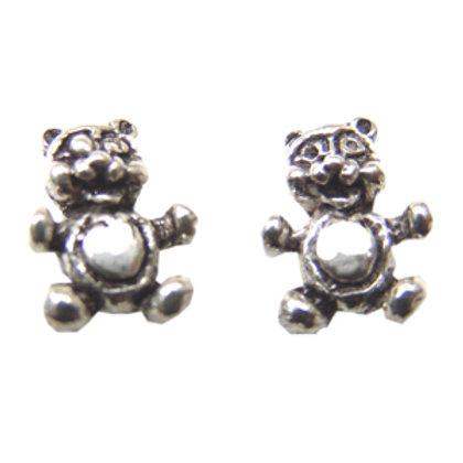 Teddy Bear Stud Earring