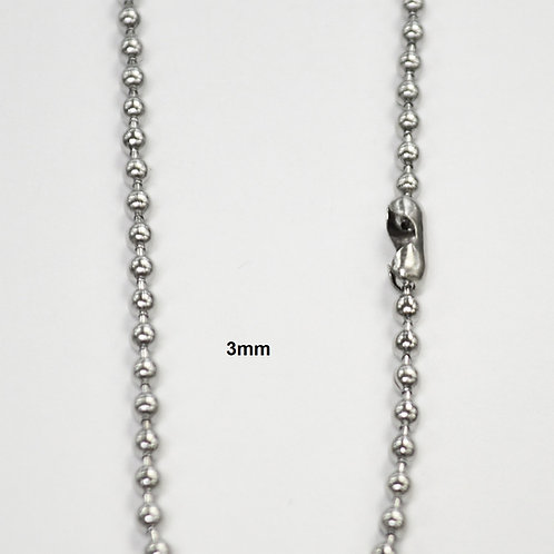 3m Bead Stainless Steel