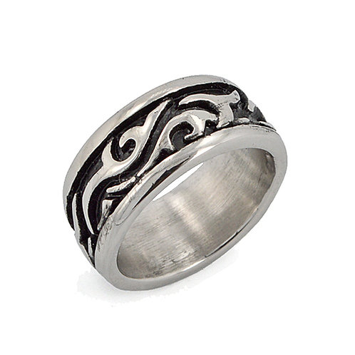 STAINLESS STEEL RING 81-1055