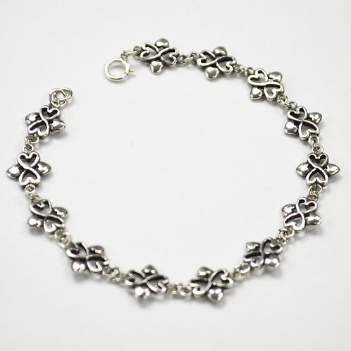 Sterling Silver Bracelet 542010