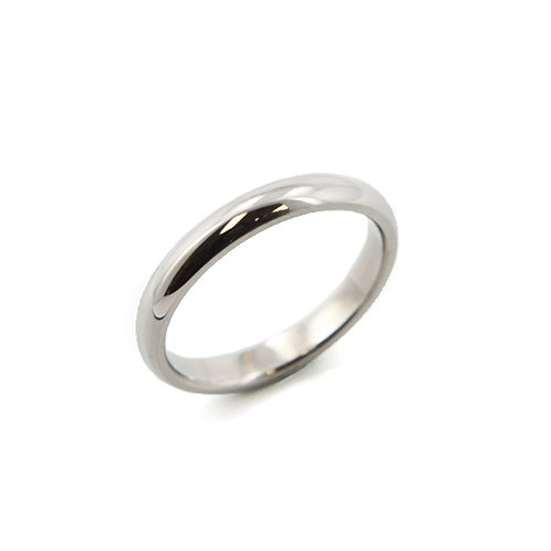 3MM PLAIN BAND RING 81-346-3