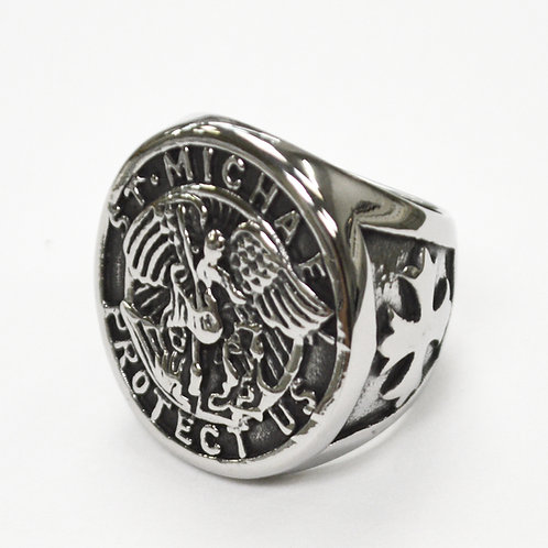 St Michael the Archangel Ring 81-1397
