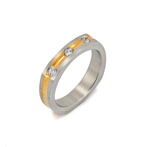 STAINLESS STEEL RING 81-1078