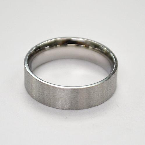 Flat Plain Band Ring (5mm) 81-304-5