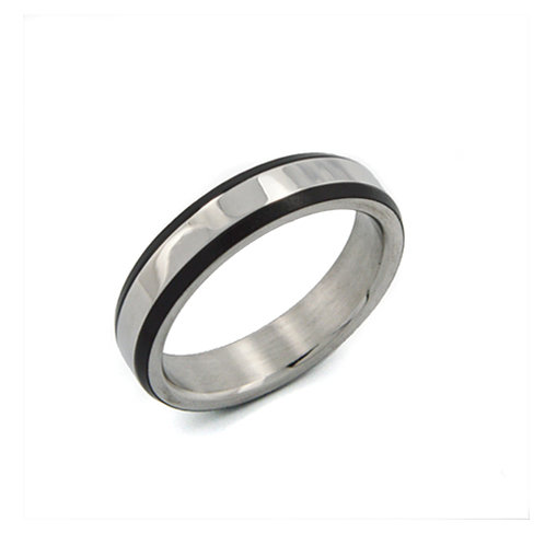 STAINLESS STEEL RING (4mm) 81-779