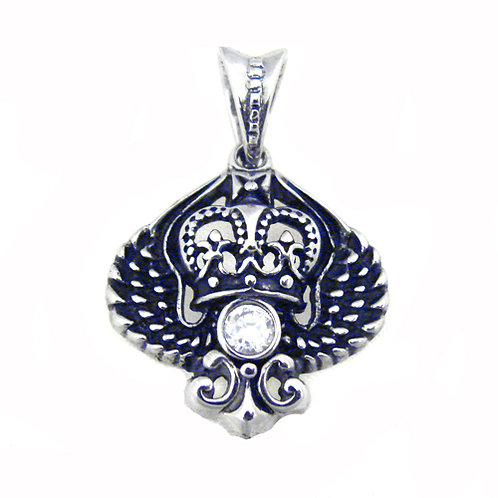 Crown Pendant (22x25mm) 86-733