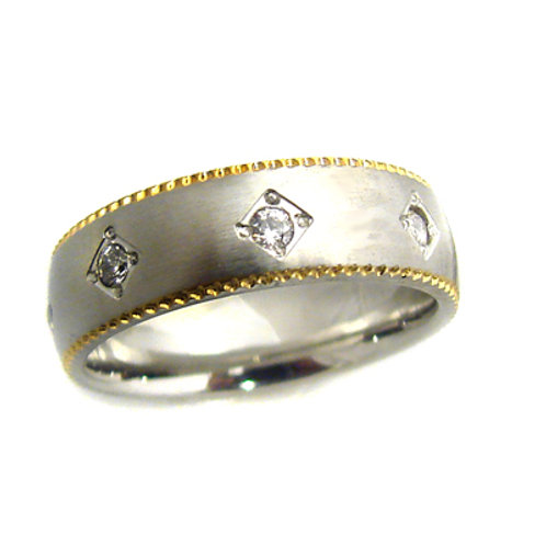 6MM STAINLESS STEEL RING 81-495-6