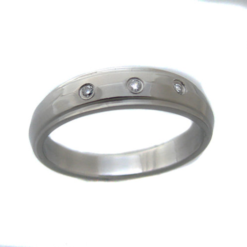 STAINLESS STEEL RING (5mm) 81-402