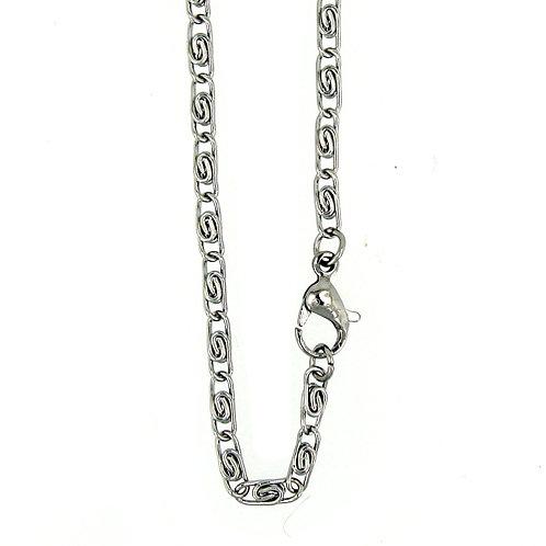 2m Flat Snail Chain