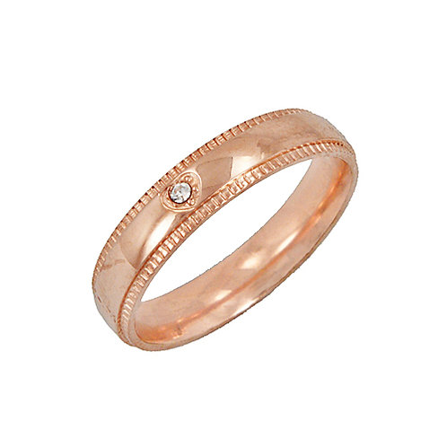 ROSE GOLD RING  81-1103