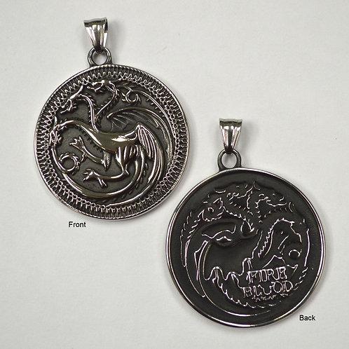 Dragon Pure Blood Pendant 86-2035