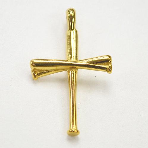 Cross Gold IP Plated Pendant 86-2267G