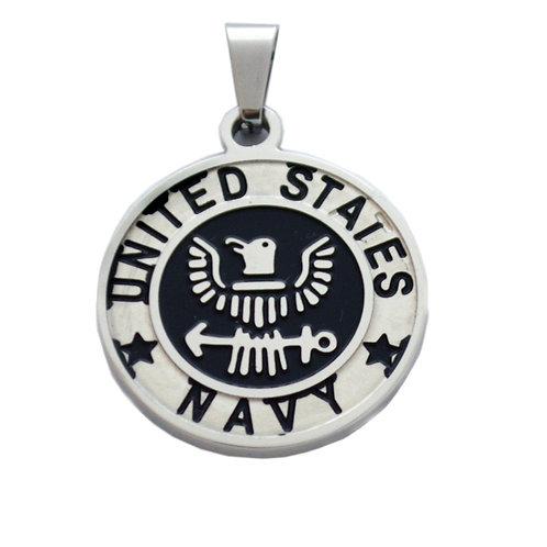 US Navy Medallion Pendant 86-871-1