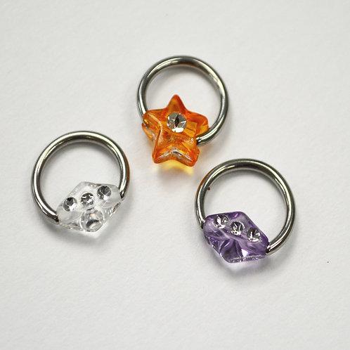 Closure Ring  (3 Pcs @ $0.39 ea)