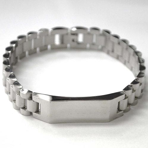 Designer Inspired ID Bracelet 84-1671-12