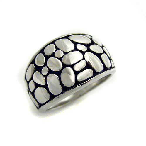 STAINLESS STEEL RING (14mm) 81-801