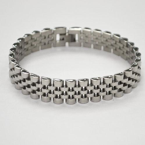 Designer Inspired Bracelet Stainless Steel 84-1725-12