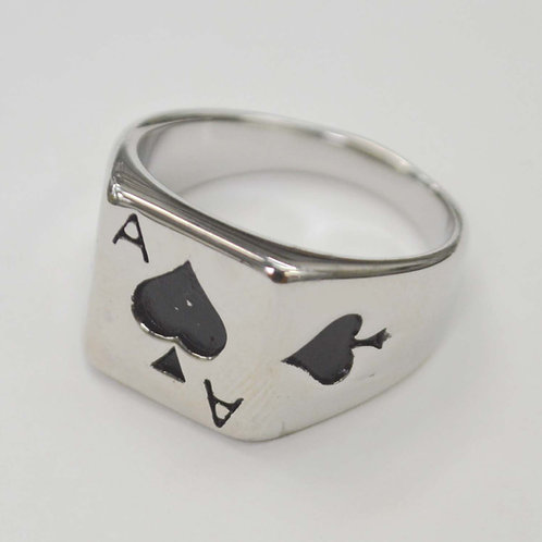 Playing Card Ring  81-1245S