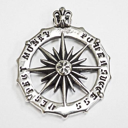 Compass Pendant 86-2032
