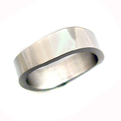 STAINLESS STEEL RING (5mm) 81-528
