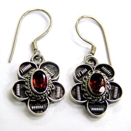 Stone Dangling Earring 534045