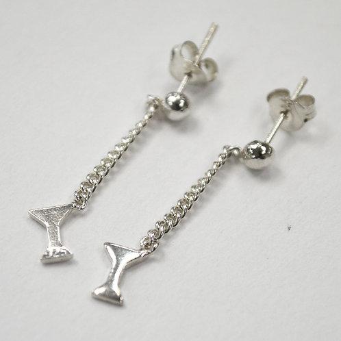 Sterling Silver Earrings 535262
