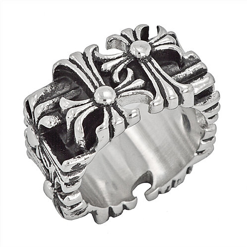 STAINLESS STEEL RING (16mm) 81-889