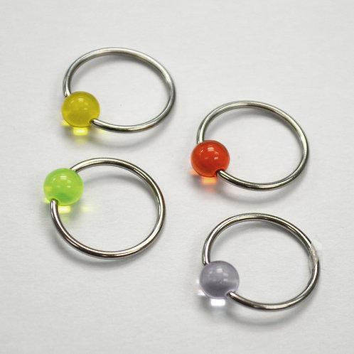 Closure Ring  (3 Pcs @ $0.21 ea)