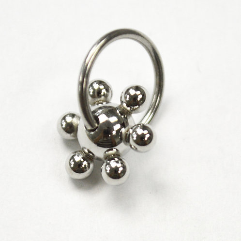Ball Closure Ring  (2 Pcs @$0.98 ea)