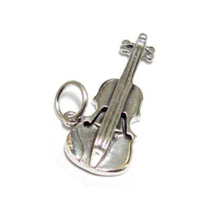Cello Pendant Sterling Silver  561115