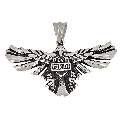 LIVE TO RIDE Pendant 86-1571