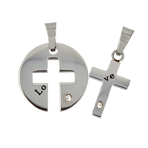 Cross Pendant (22mm) 86-1384