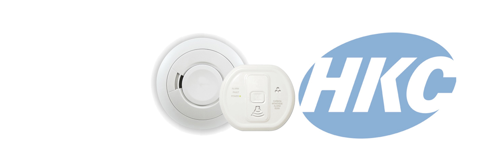 Smoke, Heat & CO Detectors