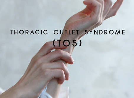 Are you suffering from numbness or tingling in your arm or fingers? It could be TOS.