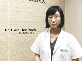 Meet our new practitioner, Dr. Yook