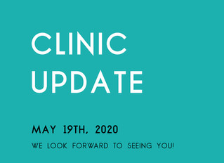 COVID-19: Clinic Update from Yoon Clinic