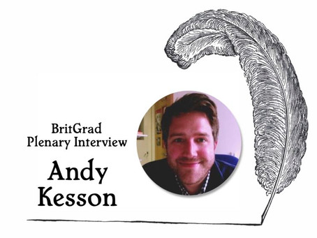 Plenary Interview: Andy Kesson