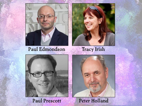 Meet 4 more BritGrad 2018 plenary speakers