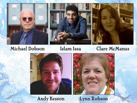 Meet 5 of BritGrad 2018's plenary speakers