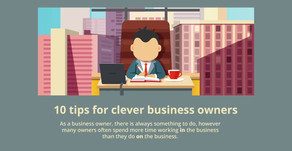 10 Tips for Clever Business Owners