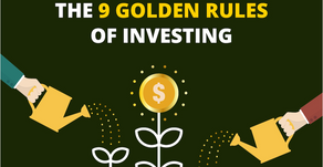 The 9 Golden Rules of Investing