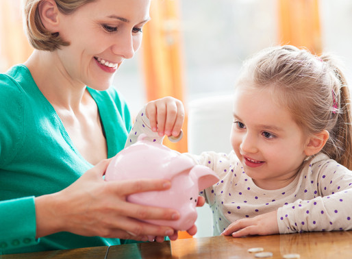 Three Steps To Your Kids' Financial Success
