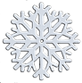 3d silver snowflake anw 45.png