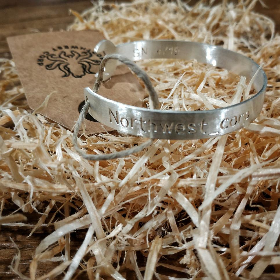19 Ltd. Silver Bracelet